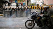 24-jarige doodgeschoten tijdens betoging in Venezuela