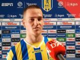 Augustijns: 'Zolang het 0-1 is, moet je erin geloven'