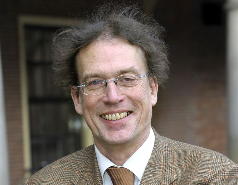 Willem Witteveen. Beeld -