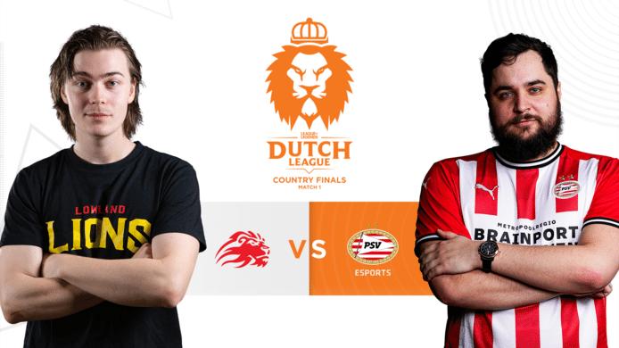 De Nederlandse League of Legends-competitie Dutch League bereikt een hoogtepunt. De vier beste teams strijden om een prijzenpot van 10.000 euro.