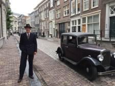 De man uit Deventer die achter Guy Pearce langs mocht lopen