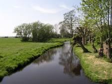 Waterschap baggert sloten Zonnemaire en Dreischor uit