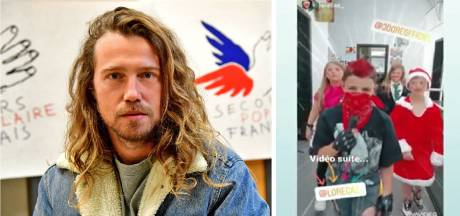 Jolie surprise pour ces élèves belges: Julien Doré partage leur clip réalisé en classe