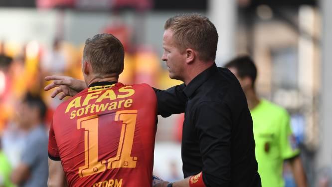 """Wouter Vrancken en KV Mechelen, zonder Nikola Storm, kunnen morgen Europees voetbal halen: """"Maar dat is nog een ver-van-mijn-bed-show"""""""