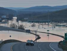 De terribles inondations paralysent le Midwest américain