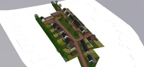 Veel groen in bouwplan Achter de Sleutel in hartje Riethoven