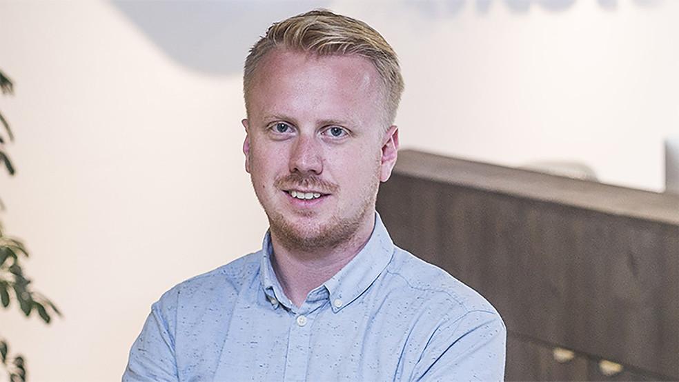 Hans Ober, oprichter van Ticketswap .