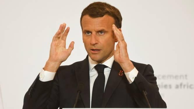 Frankrijk stelt VN-resolutie voor over staakt-het-vuren