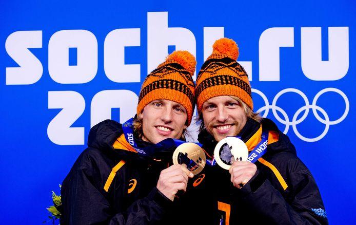 Ronald en Michel Mulder.