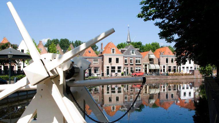 Moet Spaarndam-Oost in dezelfde gemeente liggen als het historische westelijke deel? Beeld anp