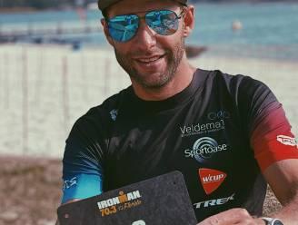 """Bart Aernouts bijzonder tevreden na winst in Ironman Florida: """"Over een kleine maand doe ik een gooi naar een ticket voor Hawaï"""""""