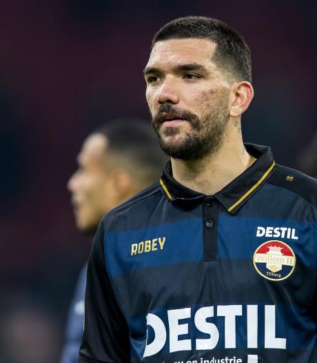 Dimitris Kolovos scoort voor Willem II 2