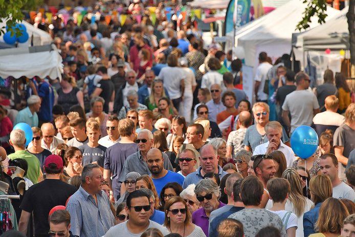 De jaarmarkt in Edegem zal er deze zomer wellicht anders uitzien (archiefbeeld).