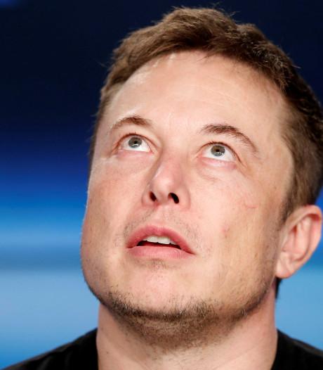 Tesla-baas Musk gaat kapot aan stress en slaapgebrek: Ik doe geen oog dicht!