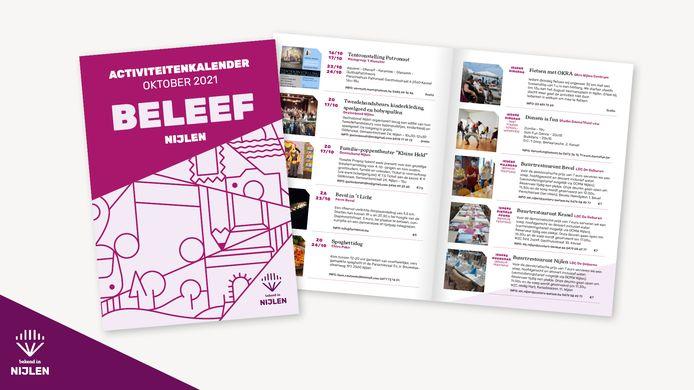 Nieuw magazine 'Beleef' geeft overzicht van activiteiten in Nijlen.