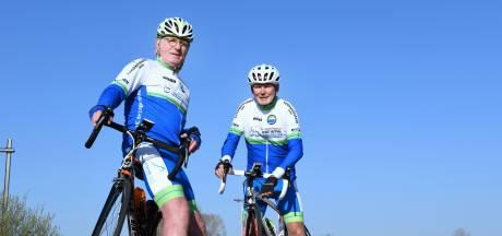 Oudere wielrenners worden niet gelost: dankzij de Lingerenners kunnen ook zij in een groep de weg op