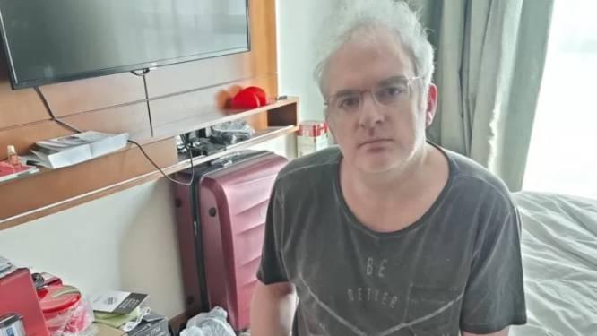 """Vlaamse zakenman al meer dan jaar vast op hotelkamer in Dubai: """"Kans op eerlijk proces acht ik bijna onbestaande"""""""