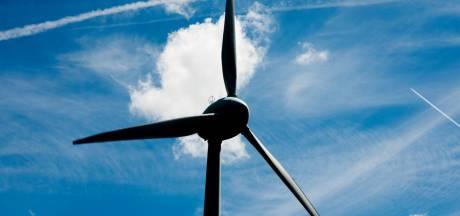 Bouw windmolens komt in regio niet goed van de grond