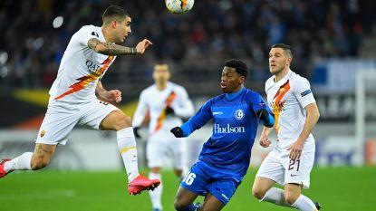 LIVE. Tempo verdwijnt wat uit de match, AA Gent ontsnapte aan vroege achterstand
