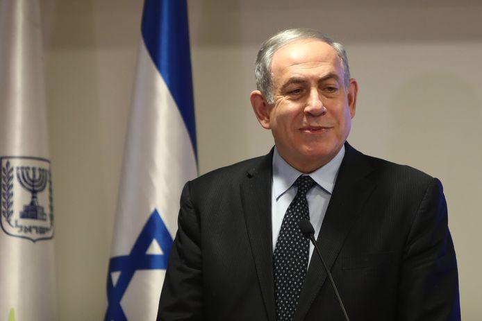 Premier Benjamin Netanyahu.
