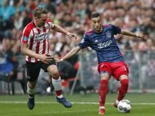 LIVE | Geen verrassingen in opstelling PSV in topper tegen Ajax, 'Guti' op de bank