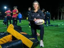 Na Australische titel gaan voor rugbyster Pleuni Kievit deuren open in Japan