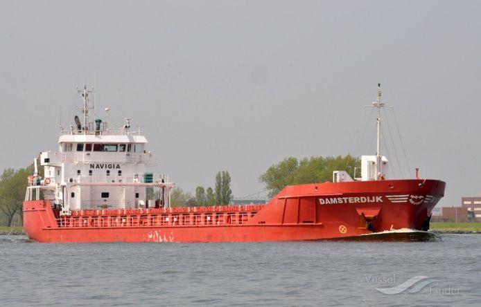 Damsterdijk.