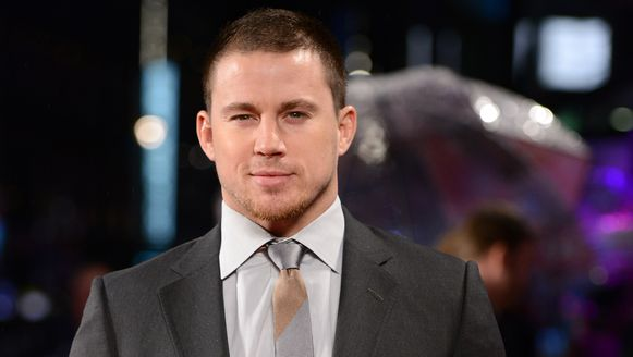 Acteur Channing Tatum.