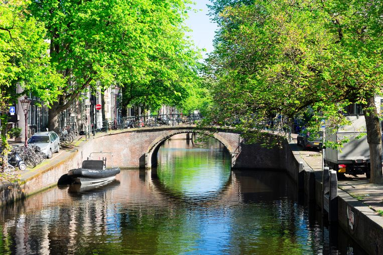 The Amsterdam 'Canal Ring'. Beeld Shutterstock