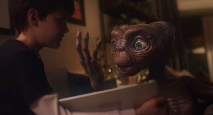 E.T. is terug!
