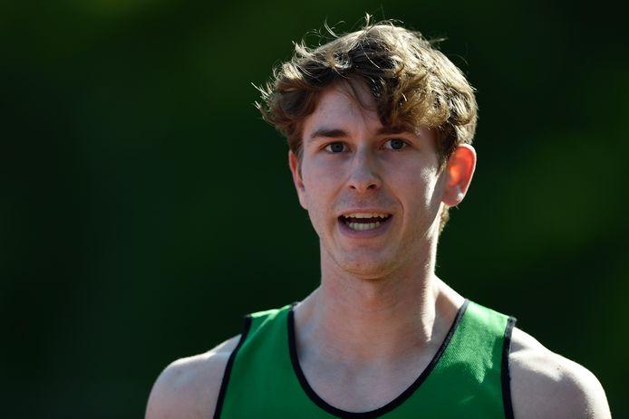 Yoran Deschepper klokte in Oordegem 10.66 op de 100m, een verpulvering van zijn persoonlijk record.