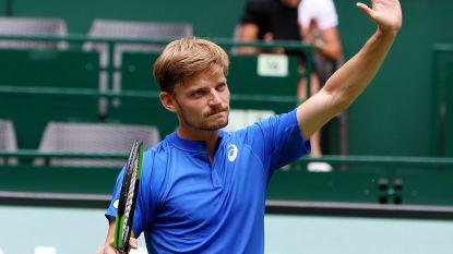 Goffin stoot door naar kwartfinales in Halle, Van Uytvanck strandt in tweede ronde op Mallorca