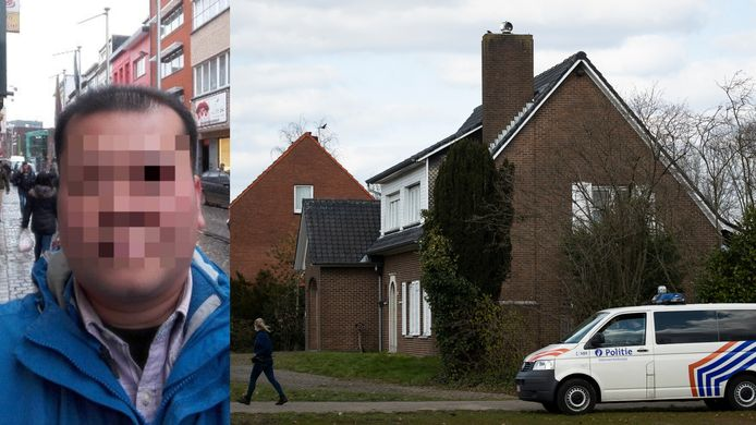 Eddy W. werd aangehouden in het onderzoek naar de cocaïnewasserij in Arendonk