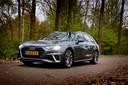 De Audi A4 Avant biedt weinig zaken waarmee hij z'n concurrenten de loef afsteekt.