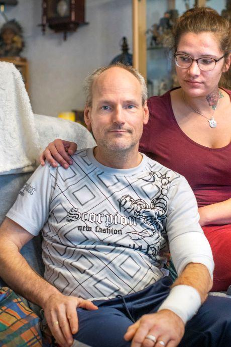 AD-bezorger Coen moest heldendaad met zes messteken bekopen: 'Bloedde als een rund'