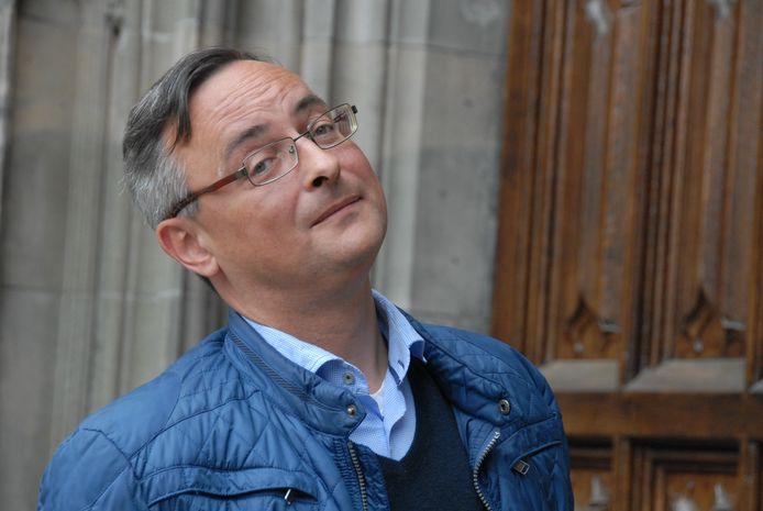 Kerkbestuurder Pieter Kohnen is op 46-jarige leeftijd vrij plotseling overleden.