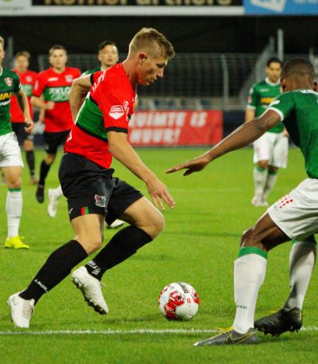 Flemming baalt van nederlaag tegen FC Dordrecht