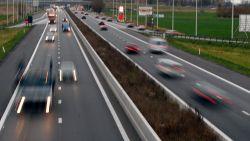 Meer Belgen rijden te snel: alle hoop op trajectcontroles