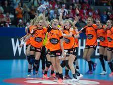 Eindhoven zwaait Oranje handbalsters uit richting WK