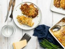 Wat Eten We Vandaag: Witlof met parmaham en Parmezaanse kaas