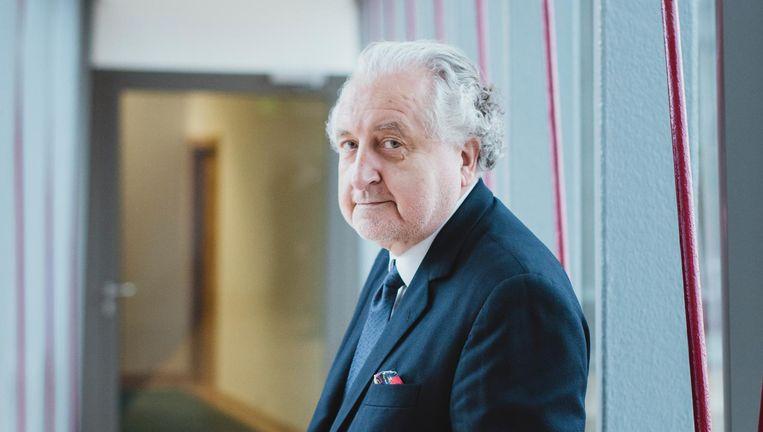 Andrzej Rzeplinski. Beeld Fabian Weiss
