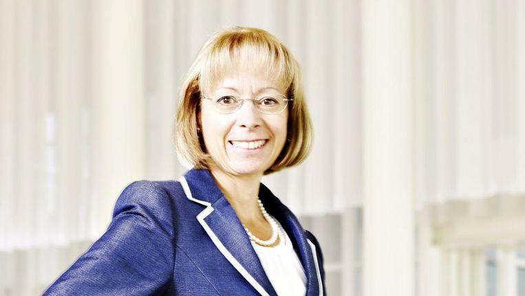 De best betaalde bestuursvoorzitter was vorig jaar Nancy McKinstry van Wolters Kluwer. Beeld Merlijn Doomernik/Hollandse Hoogte