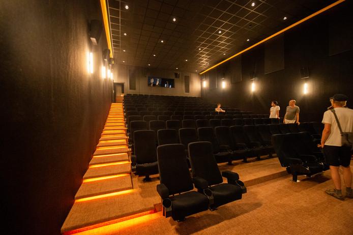 De nieuwe cinemazaal van De Studio.