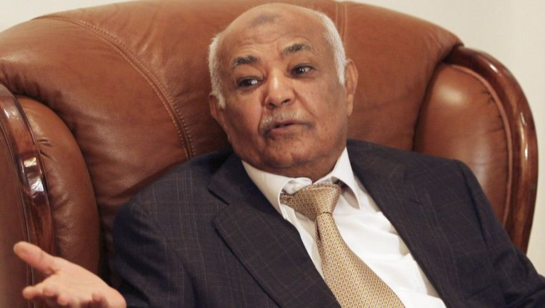 De premier van Jemen, Salem Basindwa. Beeld reuters