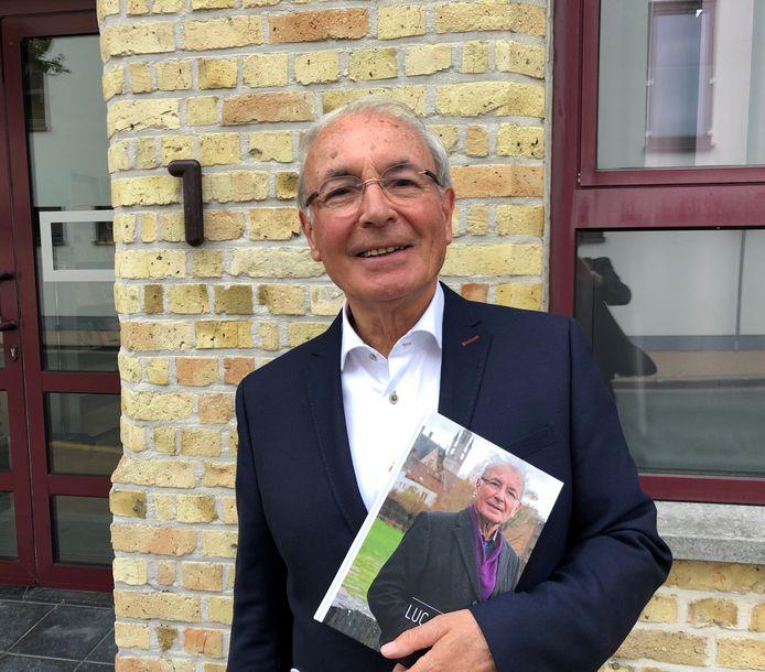 Voormalig kapucijn Luc Hessel (80) publiceerde onder de noemer 'Luc Hessel, Vrij Gelovig' zijn levensverhaal