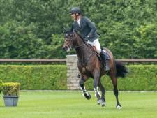 Paard Harrie Smolders niet fit, springruiter uit Lage Mierde nu als reserve naar de Olympische Spelen