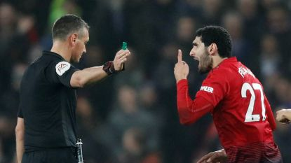 TransferTalk. Vertrek Fellaini bij Manchester United niet uitgesloten - STVV haalt nieuwe linksachter