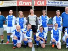 Primeur bij Be Quick Zutphen, dat het vrouwenvoetbal nu ook heeft omarmd
