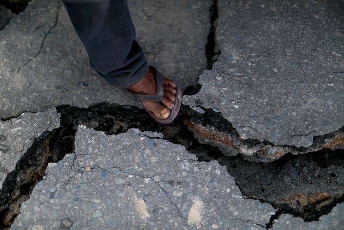 De aarde trilde opnieuw in Indonesië. Deze keer ten noorden van Oost-Java. Foto ter illustratie.