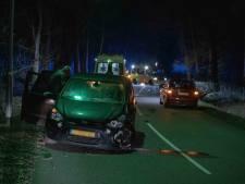 Motorrijder uit Rilland ernstig gewond bij botsing